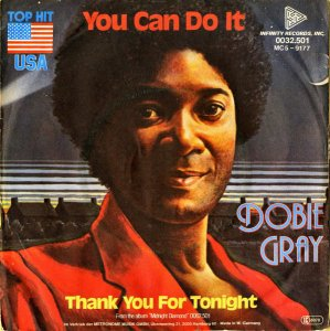 DOBIE GRAY / You Can Do It [7INCH]