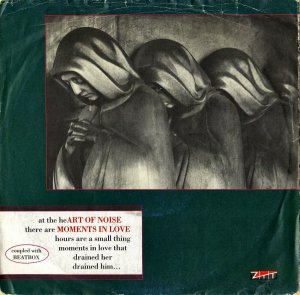 ART OF NOISE / Moments In Love [7INCH]