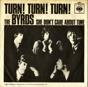 THE BYRDS / Turn! Turn! Turn! [7INCH]