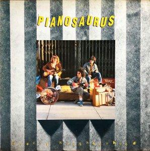 PIANOSAURUS / Groovy Neighborhood [LP]