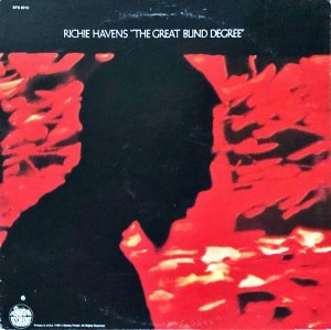 RICHIE HAVENS / The Great Blind Degree [LP]
