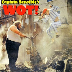 CAPTAIN SENSIBLE / Wot! [7INCH]
