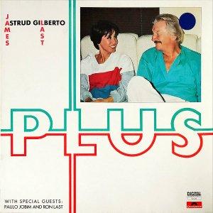 JAMES LAST, ASTRUD GILBERTO / Plus [LP]