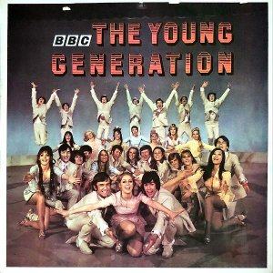 THE YOUNG GENERATION / The Young Generation [LP]