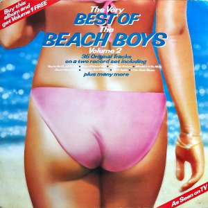THE BEACH BOYS / The Very Best Of The Beach Boys Volume.2 [LP]