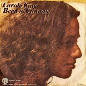CAROLE KING / Been To Canaan [7INCH]