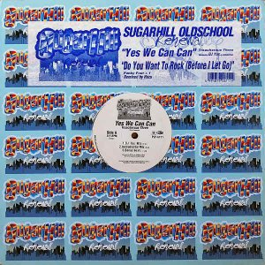 TREACHEROUS THREE / Yes We Can Can (DJ YAS Mix) [12INCH]