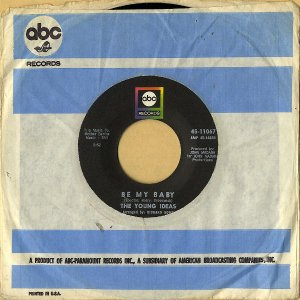THE YOUNG IDEAS / Be My Baby [7INCH]