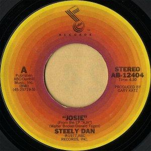 STEELY DAN / Josie [7INCH]