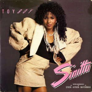 SINITTA / Toy Boy [7INCH]
