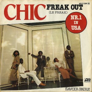 CHIC / Freak Out (Le Freak) [7INCH]