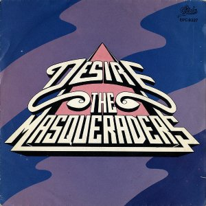 THE MASQUERADERS / Desire [7INCH]