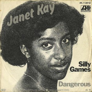 JANET KAY / Silly Games [7INCH]