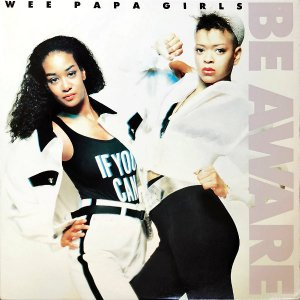WEE PAPA GIRLS / Be Aware [LP]
