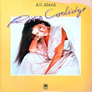 RITA COOLIDGE / All About Rita Coolidge [LP]
