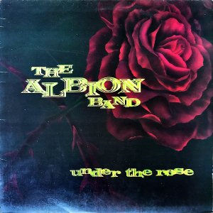THE ALBION BAND / Under The Rose [LP]