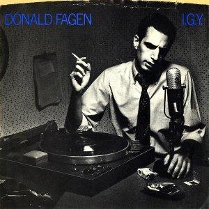 DONALD FAGEN / I.G.Y. [7INCH]
