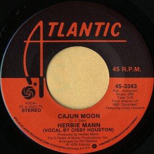 HERBIE MANN / Cajun Moon [7INCH]