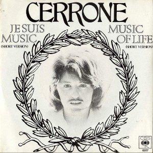CERRONE / Music Of Life (Short Version) [7INCH]