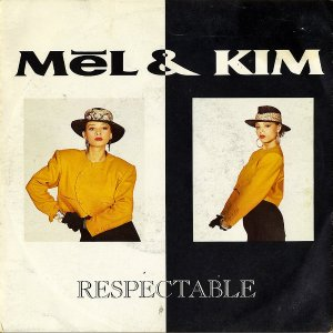 MEL AND KIM / Respectable [7INCH]