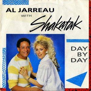 AL JARREAU WITH SHAKATAK / Day By Day [7INCH]