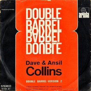 DAVE AND ANSELL COLLINS / Double Barrel [7INCH]