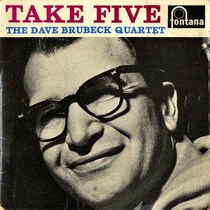 THE DAVE BRUBECK / Take Five [7INCH]