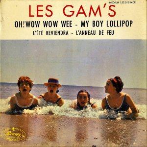 LES GAM'S / My Boy Lollipop [7INCH]