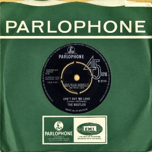 THE BEATLES / Can't Buy Me Love [7INCH]