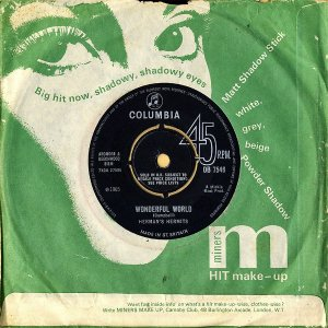 HERMAN'S HERMITS / Wonderful World [7INCH]