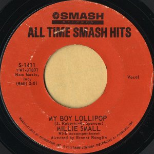 MILLIE SMALL / My Boy Lollipop [7INCH]