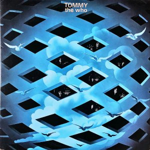 THE WHO / Tommy [2LP]