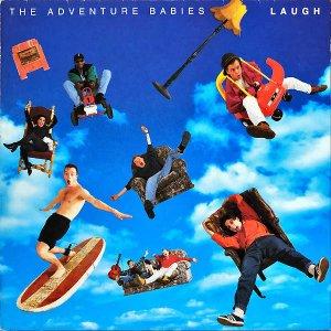 THE ADVENTURE BABIES / Laugh [LP]