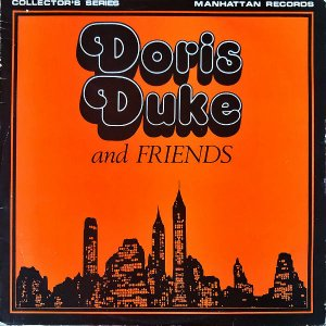 DORIS DUKE AND FRIENDS / Funky Fox [LP]