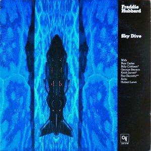FREDDIE HUBBARD / Sky Dive [LP]