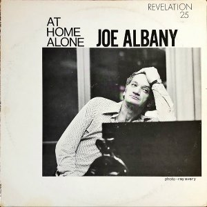 JOE ALBANY / At Home Alone [LP]