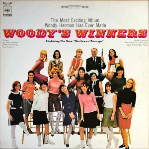 WOODY HERMAN / Woody's Winners [LP]