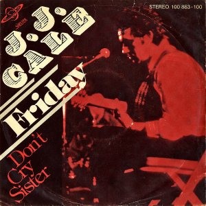 JJ CALE / Friday [7INCH]