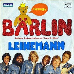 LEINEMANN / Treffpunkt Barlin [7INCH]