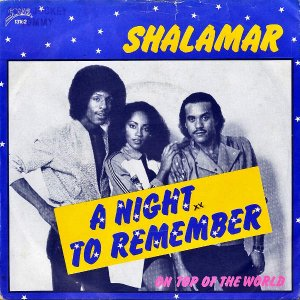 SHALAMAR / A Night To Remember [7INCH]