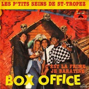BOX OFFICE / Les P'tits Seins De St-tropez [7INCH]