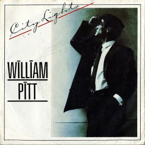 WILLIAM PITT / City Light [7INCH]