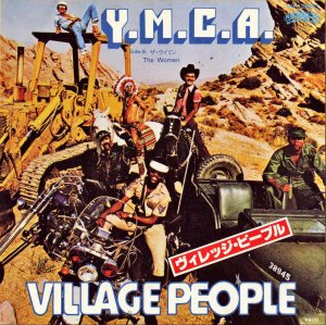 VILLAGE PEOPLE ヴィレッジ・ピープル / Y.M.C.A. [7INCH]