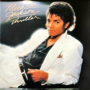 MICHAEL JACKSON マイケル・ジャクソン / Thriller スリラー [LP]
