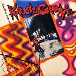 SOUNDTRACK (BEASTIE BOYS / KURTIS BLOW) / Krush Groove [LP]