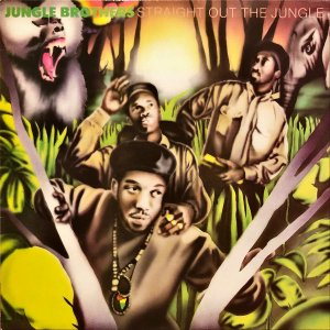 JUNGLE BROTHERS / Straight Out The Jungle [LP]