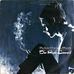 THE STYLE COUNCIL / My Ever Changing Moods [7INCH]