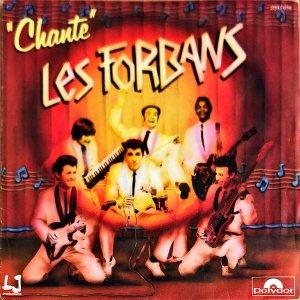 LES FORBANS / Chante [7INCH]