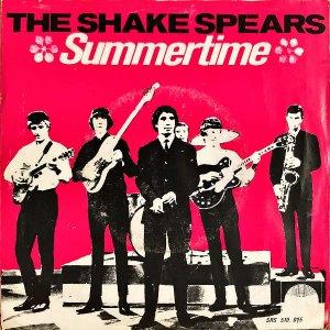 THE SHAKE SPEARS / Summertime [7INCH]
