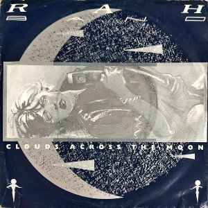 RAH BAND / Clouds Across The Moon [7INCH]